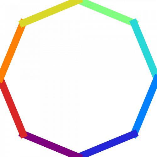 Color Polygon
