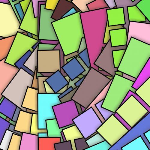 Color Polygons