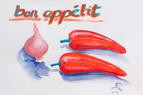 color sketch scribble onion