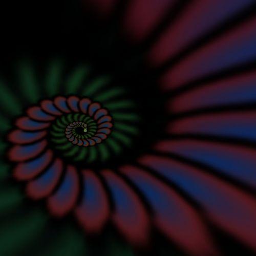 Color Spiral 3