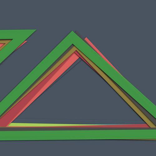 Color Triangles 5