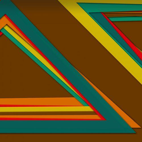 Color Triangles 7