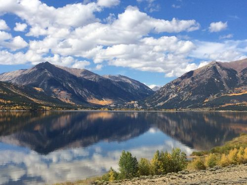 colorado fall lake