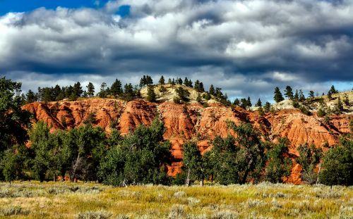 colorado hills mountains