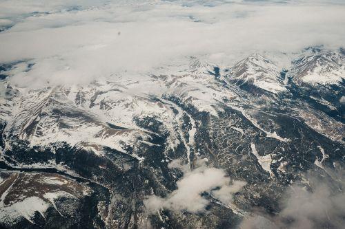 colorado rockies mountains