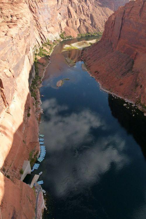 colorado river river water