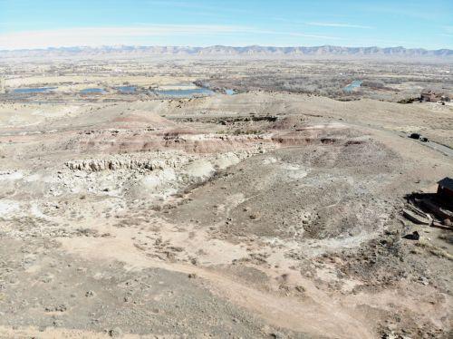 Colorado River Meanders