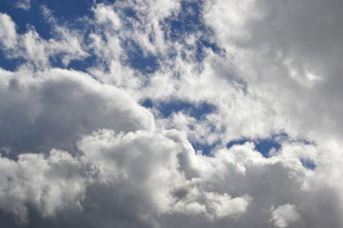 colorado skies clouds nature