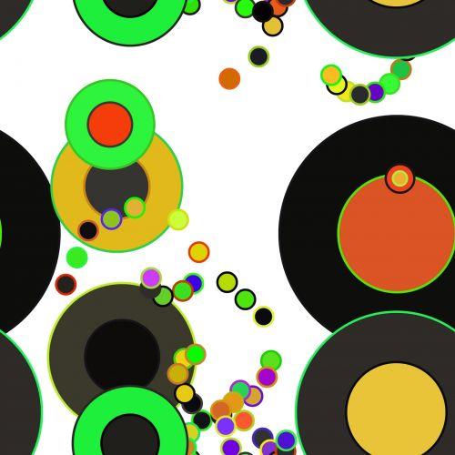 Colored Circles 2