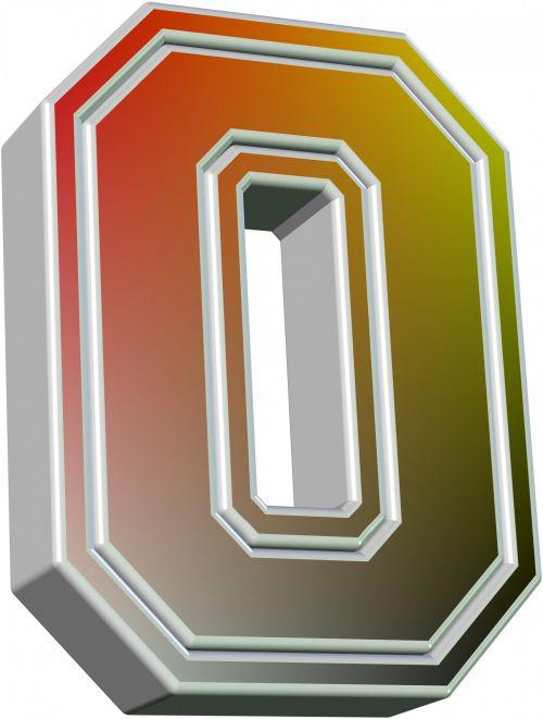 Colored O
