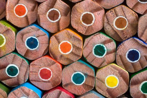 colored pencils creative antistress