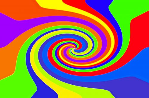 Colored Twister