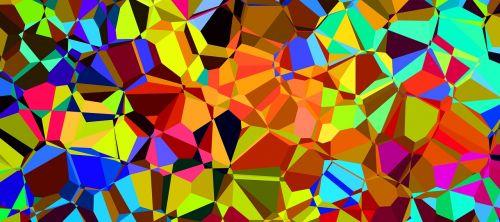 colorful color prism