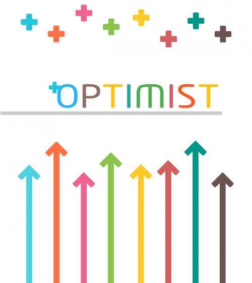 colorful optimist motivation