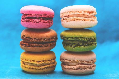 colorful colourful dessert