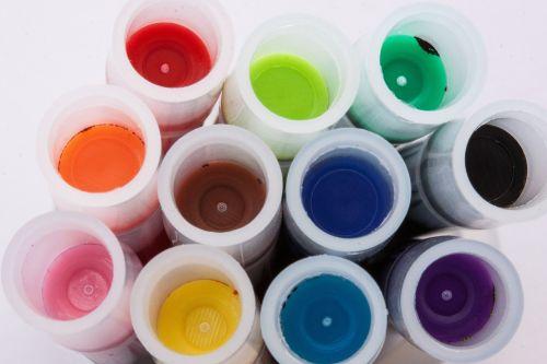 colorful macro cartridges