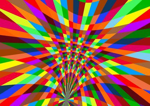 colorful background digital