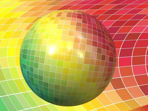 colorful desktop background digital