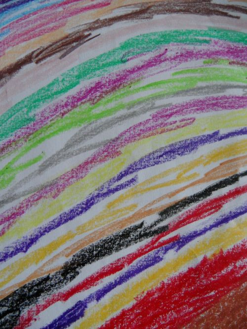 colorful background striped