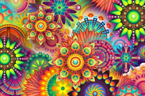 colorful abstract background colorful colors