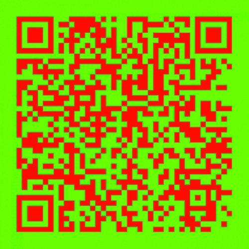 Colorful QR Code