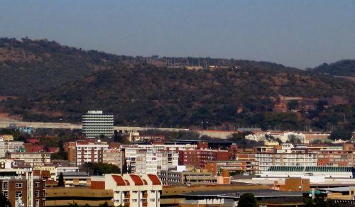 Colorful View Of Pretoria
