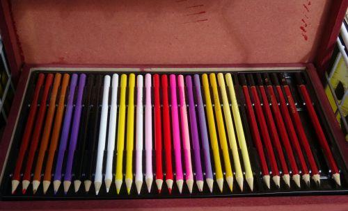 Coloring Sketch Pencils