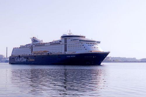 colorline color fantasy cruise ship