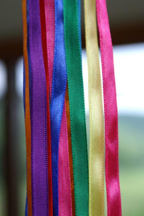 colors ribbons haberdashery
