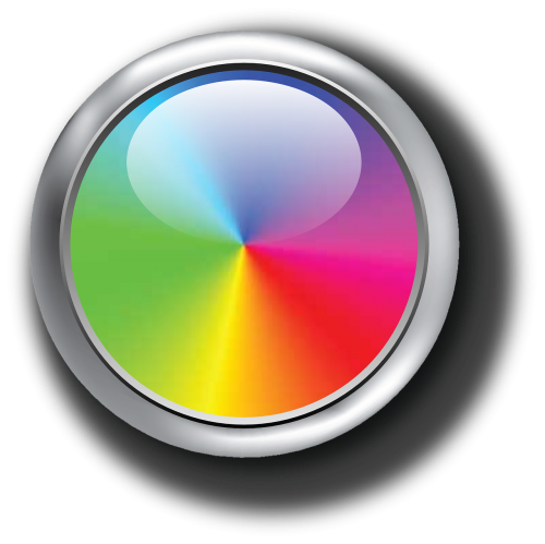 colors,chromatic circle,red,green,blue,prismatic colors,rainbow-colored,rgb,chart of color,color palette,sample board,turquoise,violet,orange,hue,saturation,lightness,brightness,colorize,color picker,paint,color circle,circle,button,color balance,rgb color model,color model,additive,additive color model,free vector graphics