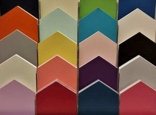 colors colorful color board