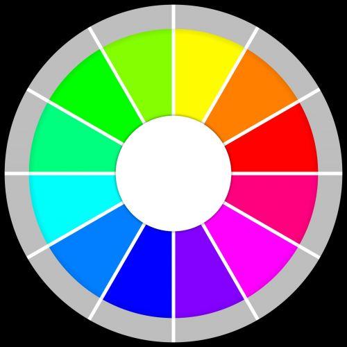 Colors Wheel