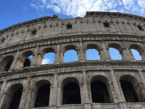 colosseum italia trip