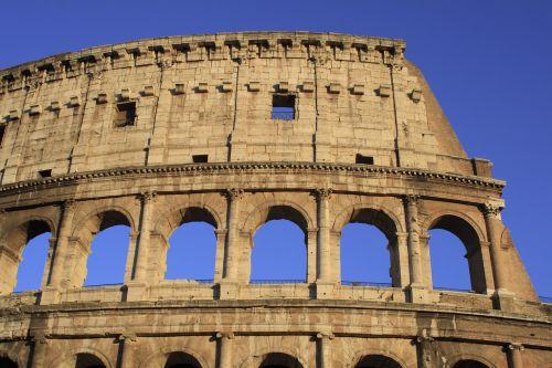 colosseum rome ancient rome
