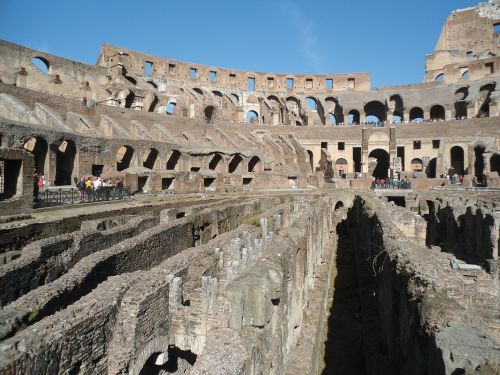 colosseum coliseum flavian amphitheatre