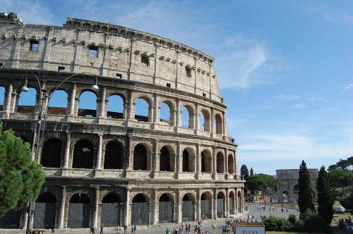 colosseum rom architecture