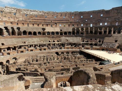 colosseum rome italy