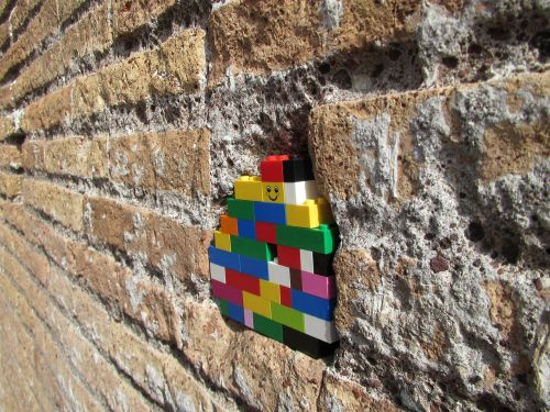colosseum wall brick