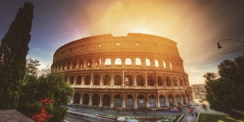 colosseum europe italy