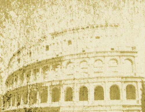 Colosseum Yellow