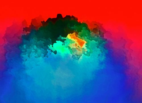 Colorful Smoke Screens