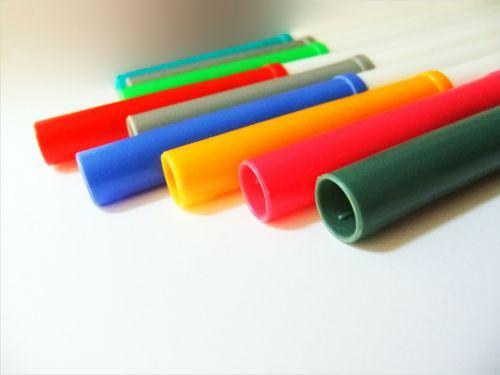 colour pens felt tip pens art