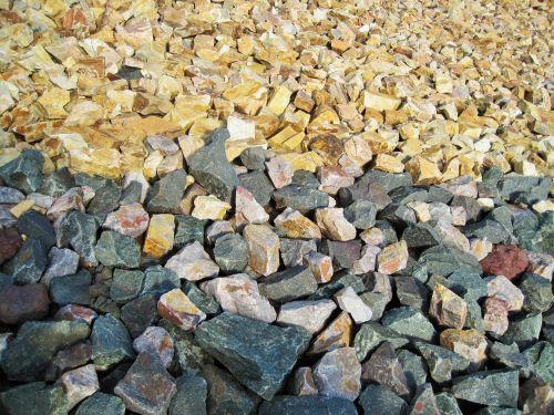 Coloured Gravel
