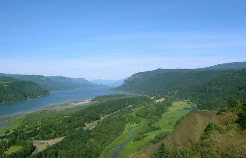 columbia river river columbia gorge