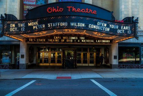 columbus ohio ohio theatre