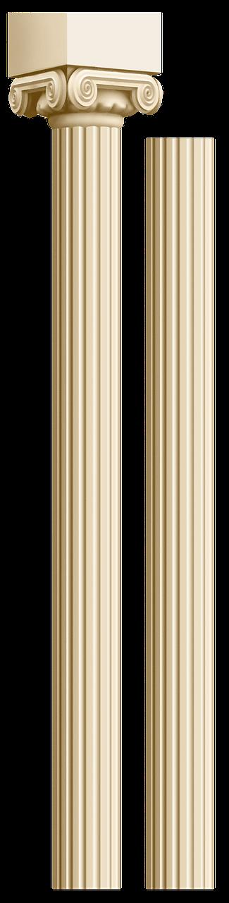 column pillar sculpture