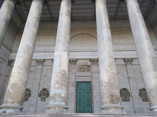 column door gate
