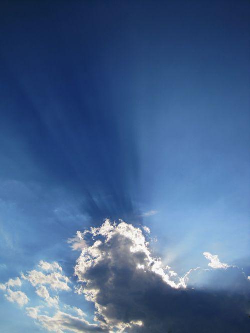 Column Of Sky