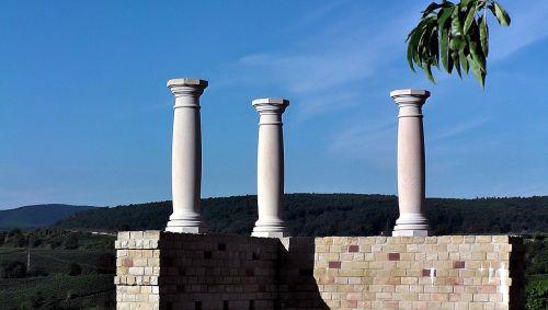 columnar roman times romans