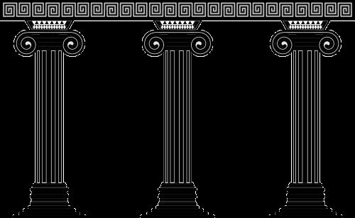 columns temple architecture